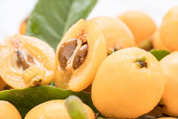 Loquats from Boso