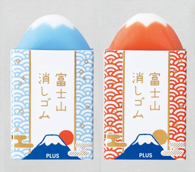 AIR-IN Mount Fuji eraser